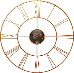 Infinity Instruments Pearle D or 45.25 in. Wall Clock - 15382RG