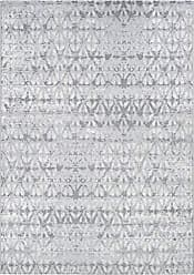 Couristan Grisaille Area Rug 53 x 76 Pearl/Champagne