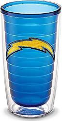 Trevis Tervis NFL San Diego Chargers Emblem Individual Tumbler, 16 oz, Sapphire