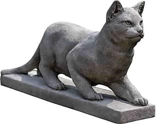 Campania International Tom Cat Garden Statue - A-606-GS