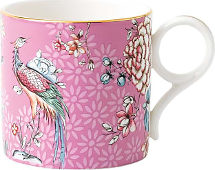 Wedgwood Wonderlust Large Mug - Lilac Crane