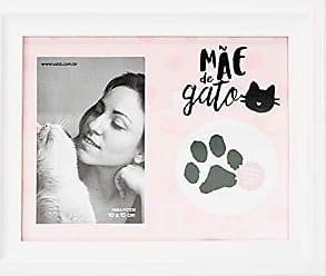 Uatt? Porta Retrato Patinha Mãe de Gato - Uatt