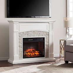 Southern Enterprises Seneca Infrared Electric Media Fireplace - FI9362