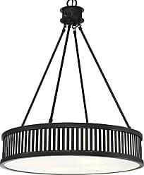 Savoy House 7-3103-4 William 4 Light 24 Wide Drum Chandelier with a