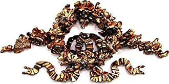 Hickory Manor House Ornate Floral Ribbon Wreath, Bronze