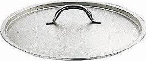 Paderno World Cuisine Grand Gourmet Stainless-steel 14-1/8-Inch Lid