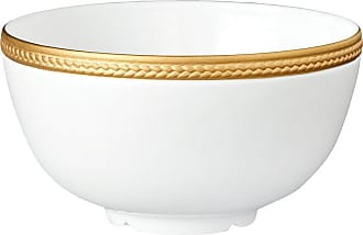 L'OBJET Soie Tressée Gold Plated Soup Bowl