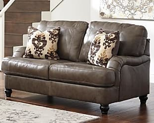 Ashley Furniture Kannerdy Loveseat, Quarry