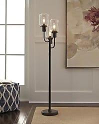 Ashley Furniture Jaak Floor Lamp, Bronze Finish