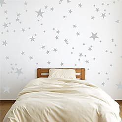 Wall Decals (Bedroom) in Gray − Now: at USD $14.99+ | Stylight