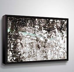 Brushstone Reflection IV Wall Art Framed - 6ARY061A0810F