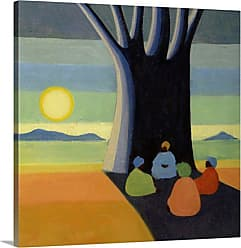 Great Big Canvas The Meeting 2005 Canvas Wall Art - 1048431_24_16X16_NONE
