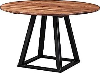 Moe's BC-1032-03 Tri-Mesa Dining Table Walnut