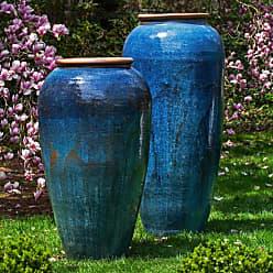 Campania International Sora Round Planter Jar