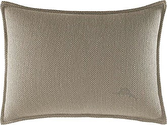 Revman International Tommy Bahama Raffia Palms Herringbone Weave Throw Pillow, 12x16, Brown