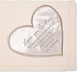 Pavilion Gift Company 19504 Comfort Love You Sister Thick Warm 320 GSM Royal Plush Throw Blanket