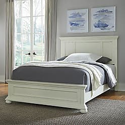 Home Styles Dover White Queen Bed by Home Styles