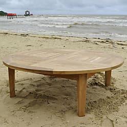 Willow Creek Designs Outdoor Willow Creek Designs Monterey Teak Round Chat Table - WC-191-TEAK