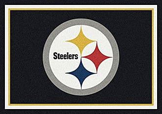 Milliken Carpet Pittsburgh Steelers NFL Team Spirit Area Rug by Milliken, 310 x 54, Multicolored