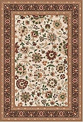 Milliken Carpet Pastiche Collection Aydin Rectangle Area Rug, 78 x 109, Sand