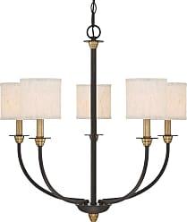 Quoizel ADY5005 Audley 5 Light 26 Wide Chandelier Old Bronze Indoor