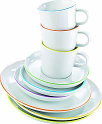 Arzberg Porcelaine Tric Coloré Coque conique 21 cm