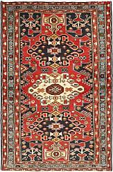 Nain Trading Oriental Hamadan Rug 50x33 Dark Grey/Dark Brown (Wool, Iran/Persia, Hand-Knotted)