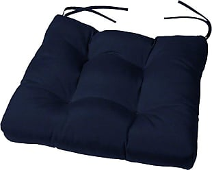 Cushion Source 17.5 x 16 in. Solid Sunbrella Chair Cushion Sapphire Blue - GKS5P-5452
