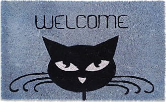 First Impression Welcome Cat Outdoor Door Mat - A1HOME200067