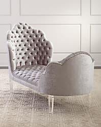 Haute House Home Elise Tufted Chaise
