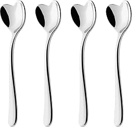 Alessi Big Love Coffee Spoons - Set of 4