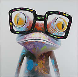 Yosemite Home Decor Yosemite Home Decor Hipster Froggy I I, Multi