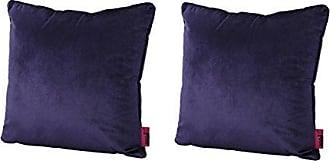 Christopher Knight Home 301581 Velvin New Velvet Throw Pillow (Set of 2) (Plum)