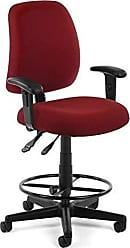 OFM 118-2-AA-DK-803 Posture Series Task Chair with Arms and Drafting Kit
