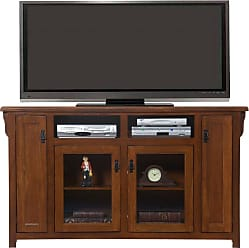 American Heartland 70 in. Tall Poplar TV Stand - Assorted Finishes - 85863EAM