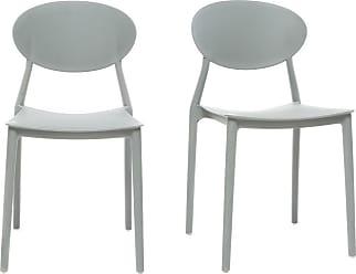 Sedie Bianche Design : Sedie impilabili acquista marche fino a − stylight