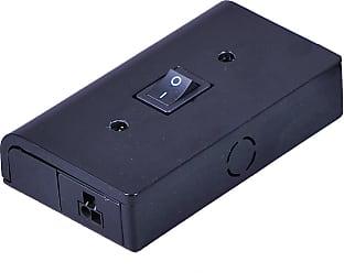 Maxim Lighting Junction Box in Black