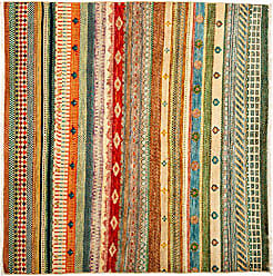 Solo Rugs Lori Hand Knotted Area Rug 4 5 x 5 0 Multi