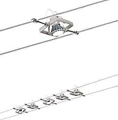 10 x Paulmann Halogen Reflektor 35W GU5,3 12V 51mm Silber Juwel satiniert flood