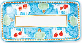 Vietri Mucca Rectangular Platter