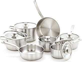 Old Dutch International Old Dutch 1519 12 Pc. Stainless Steel Cookware Sets