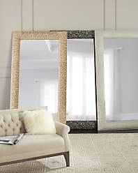 Haute House Home Delilah Animal-Print Floor Mirror