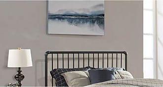 Hillsdale Furniture 2124HQR Brandi Headboard Queen Navy