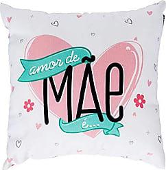Uatt? Almofada 30x30 com Foto Amor de Mãe É - Uatt
