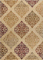 Tayse Universal Rugs Monica Transitional Oriental Beige Rectangle Area Rug, 5 x 7