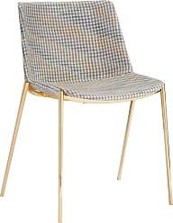 Erhuo Garten Esstisch Und Stuhle Aus Schmiedeeisen Sessel Sessel Kreativer Sessel Neu Gold 92 52 45cm