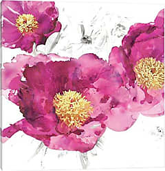 iCanvas Pink Bloom I Canvas Print by by Vanessa Austin, 26 x 26