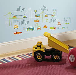RoomMates Zutano Golden Gate Peel and Stick Wall Decals - RMK2725SCS