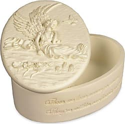 AngelStar AngelStar Walking with Angels Keepsake Box, 4 by 5-1/2 by 2-Inch, 11 Cubic Inch