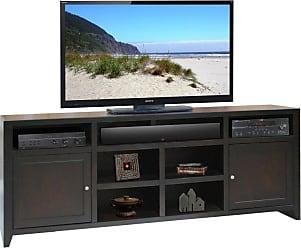 Legends Furniture Legends Urban Loft 84 in. Super Console - Mocha - UL1284.MOC